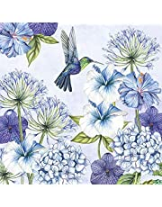 Hummingbird Lunch Size Napkins, 20 Pack