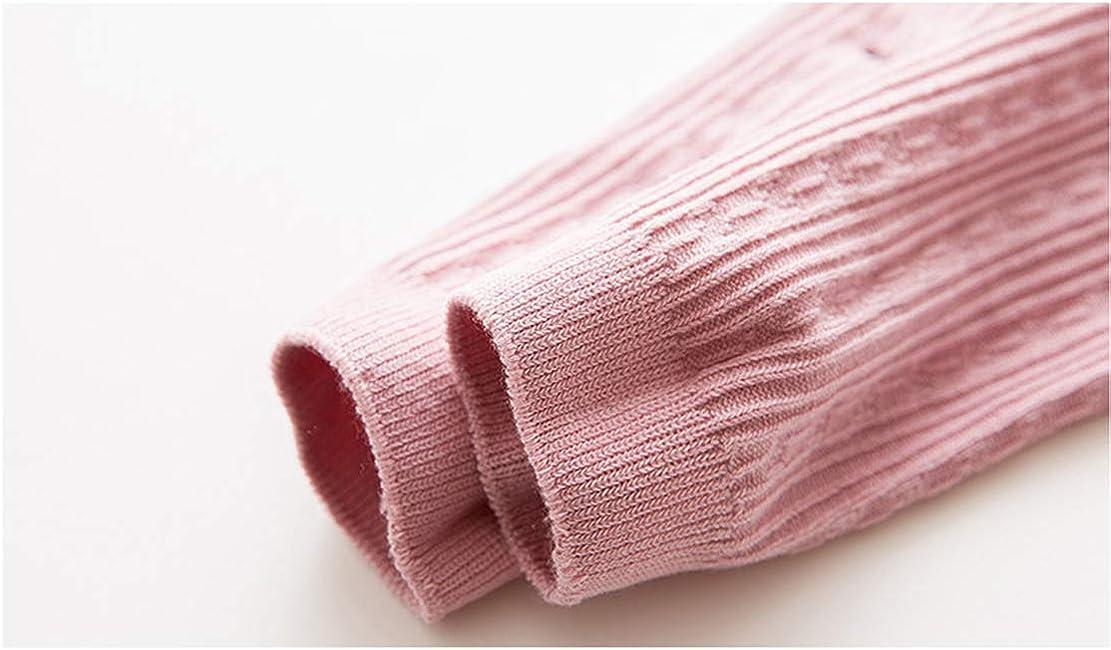 Gaga city Calzamaglia Bambina Invernale Termico Collant Bimba Senza Piede Leggings Cotone Caldo Cartone Animato Elastico Maglia Calze 1-7anni