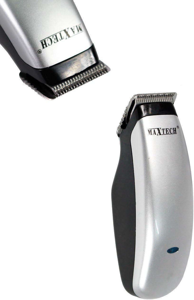 vetrineinrete® Mini Afeitadora portátil de viaje recargable con 3 ...