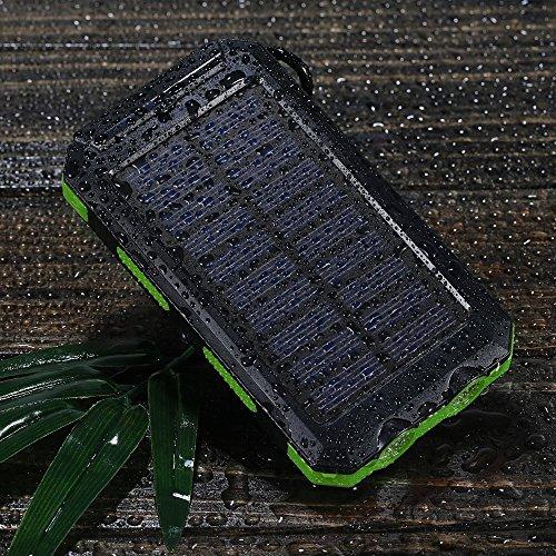 JETSUN Waterproof 10000mAh External Flashlight product image