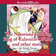The Notorious Jumping Frog of Calaveras County and Other Stories Audiobook by Mark Twain Narrated by Norman Dietz