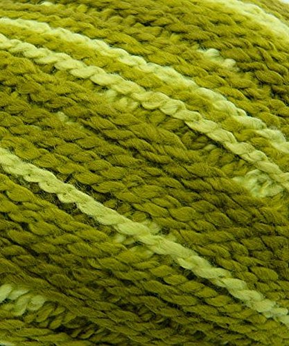 - Cascade Cotton Fixation Effects Yarn 9385 Key Lime