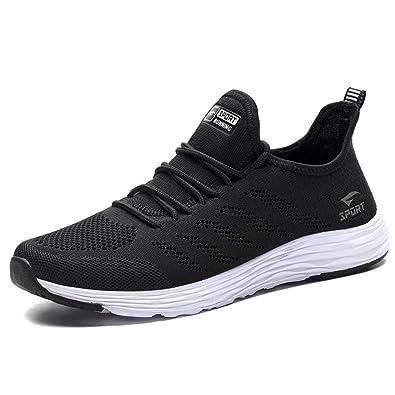 AZOOKEN Zapatillas Running para Hombre Mujer Aire Libre y Deporte  Transpirables Casual Zapatos Ligero Gimnasio Correr Sneakers 35-45  Amazon. es  Zapatos y ... 0e110a53562f4