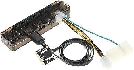Amazon.com: walmeck computadora portátil tarjeta de vídeo ...