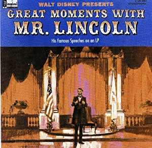 Walt Disney Presents Great Moments With Mr. Lincoln