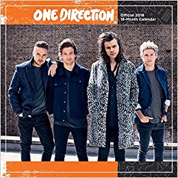 Amazon one direction official 2018 calendar browntrout amazon one direction official 2018 calendar browntrout publishers music voltagebd Choice Image