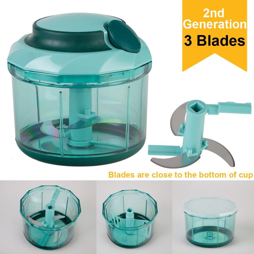 AWESON Kitchen Manual Chopper Blender- Mincer / Mixer / Blender to ...