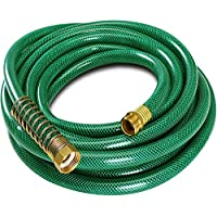 Garden Hose 4-Ply - Garden Hose Quick Connect - No Kink...