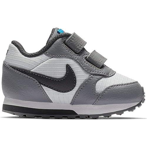 comment acheter dernier style prix plancher Nike MD Runner 2 (TDV), Chaussons garçon: Amazon.fr ...