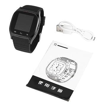 La actualización más Nueva M26 Wireless Bluetooth Smartwatch ...