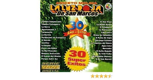 Cumbia Cienaguera by Aniceto Molina Y La Luz Roja De San Marcos on Amazon Music - Amazon.com