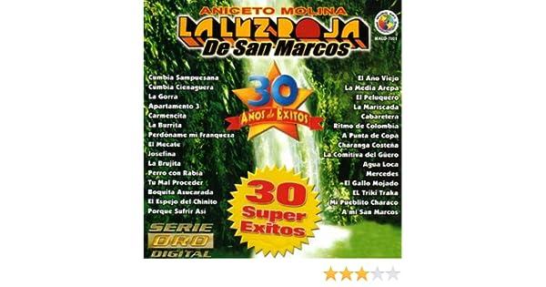 La Gorra by Aniceto Molina Y La Luz Roja De San Marcos on Amazon Music - Amazon.com
