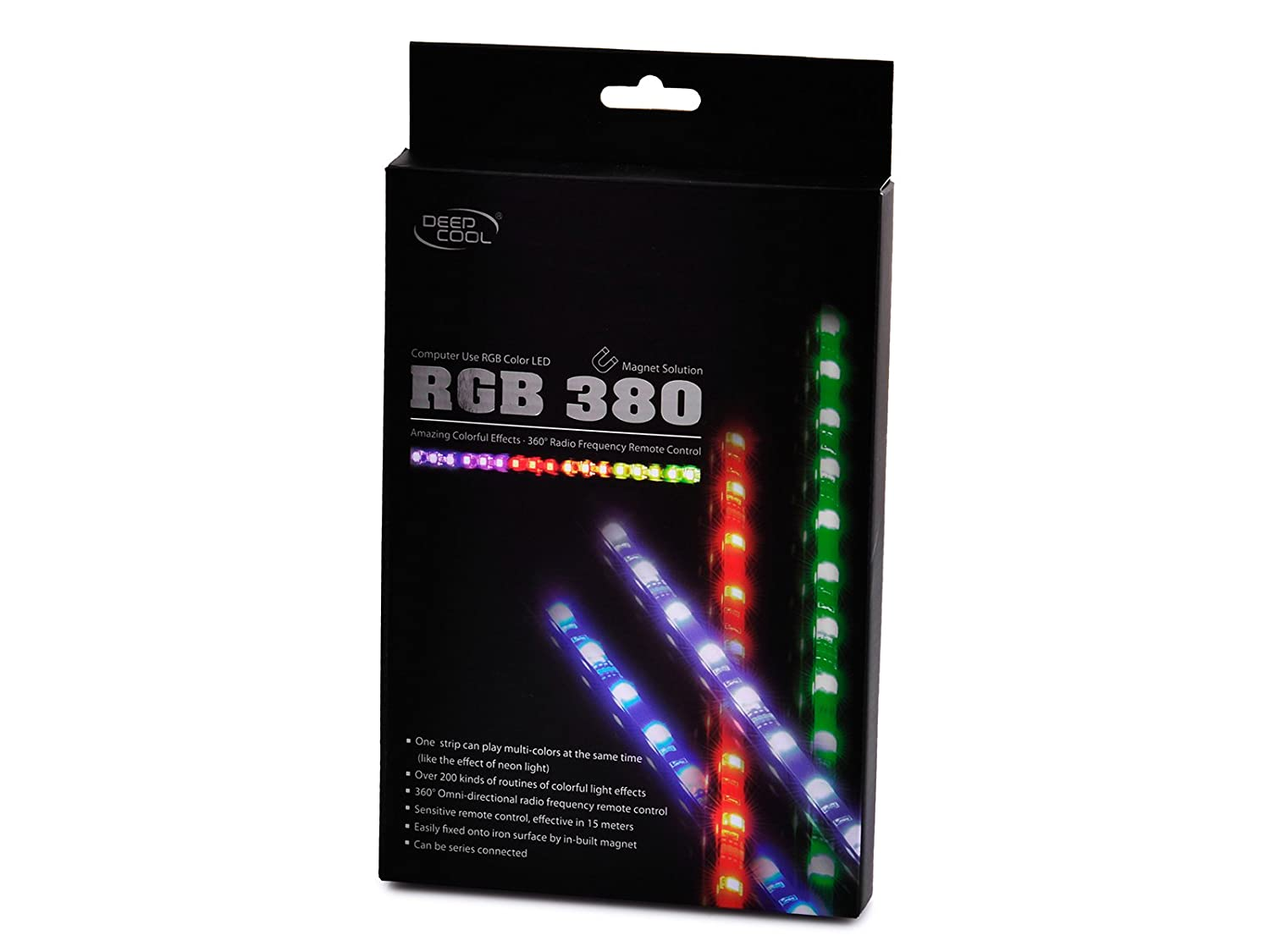 Deepcool RGB 380 LED Strip Radio Frequency Remote-control