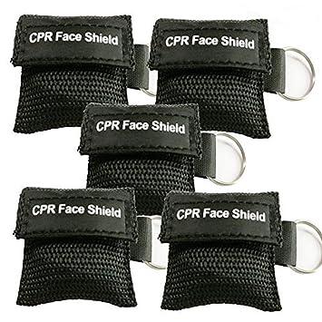 Amazon.com: LSIKA-Z - Llavero de 20 piezas con máscara CPR ...