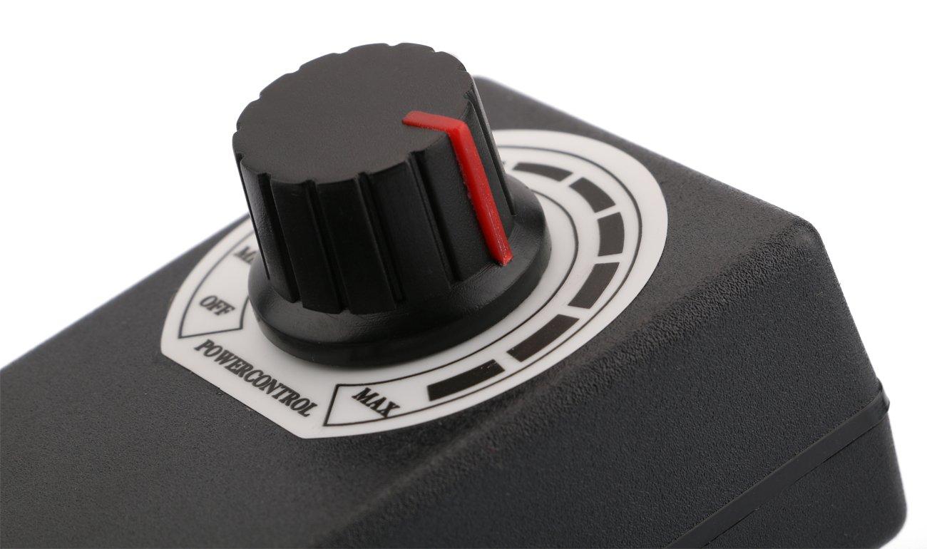 12V Speed Controller Yeeco DC 3-24V 12V 2A 24W Inline Duct/ Variable Fan Speed Controller Motor speed controller Fan Speed Adjuster