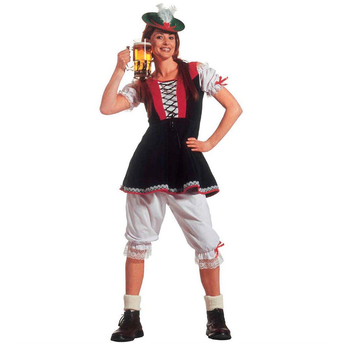 Disfraz de tirolesa Heidi Bayerin vestido para disfraz de tirolesa ...
