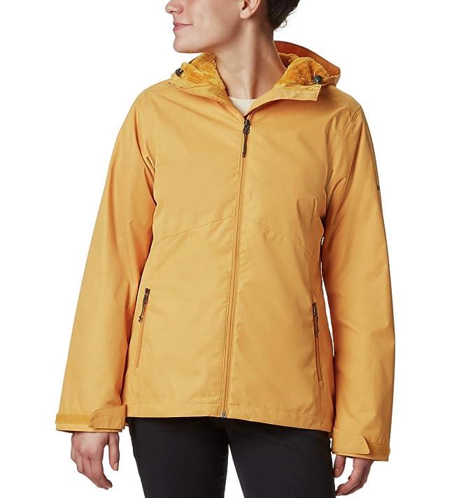 Columbia 哥伦比亚 Rainie Falls 防水 女式保暖棉服夹克 3.7折$37.44起 海淘转运到手约¥353