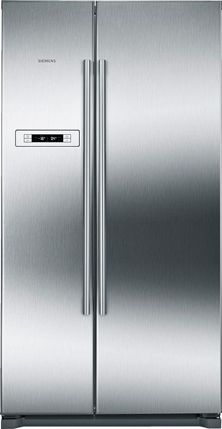 siemens - Frigorífico Americano - Siemens Ka90Nvi30 No Frost, Inox ...