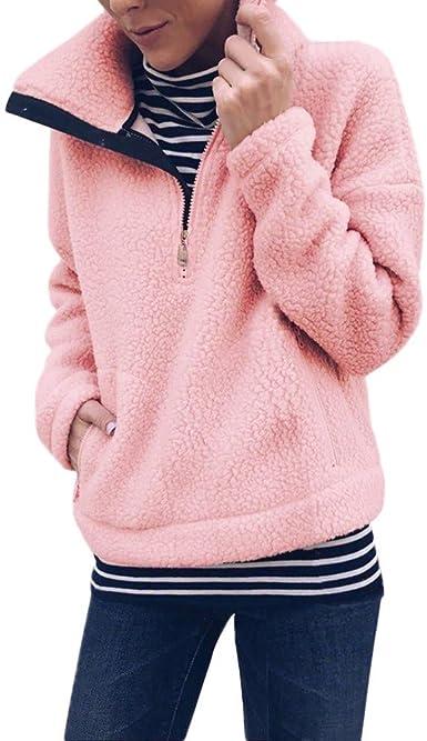 Longue Vêtements D'hiver Rose Grand Col De Fourrure Velours