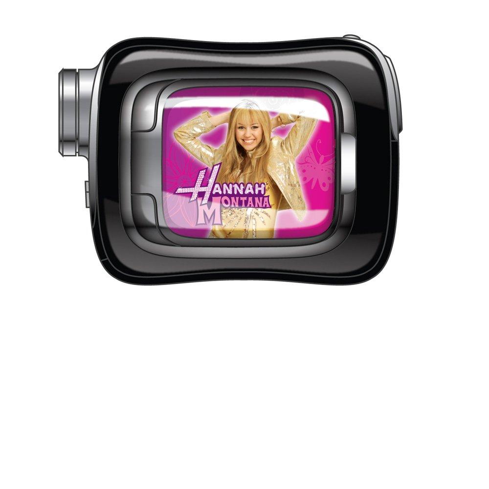 Digital Blue Disney Flix Video Camera - Hannah Montana (Black) by Digital Blue (Image #1)