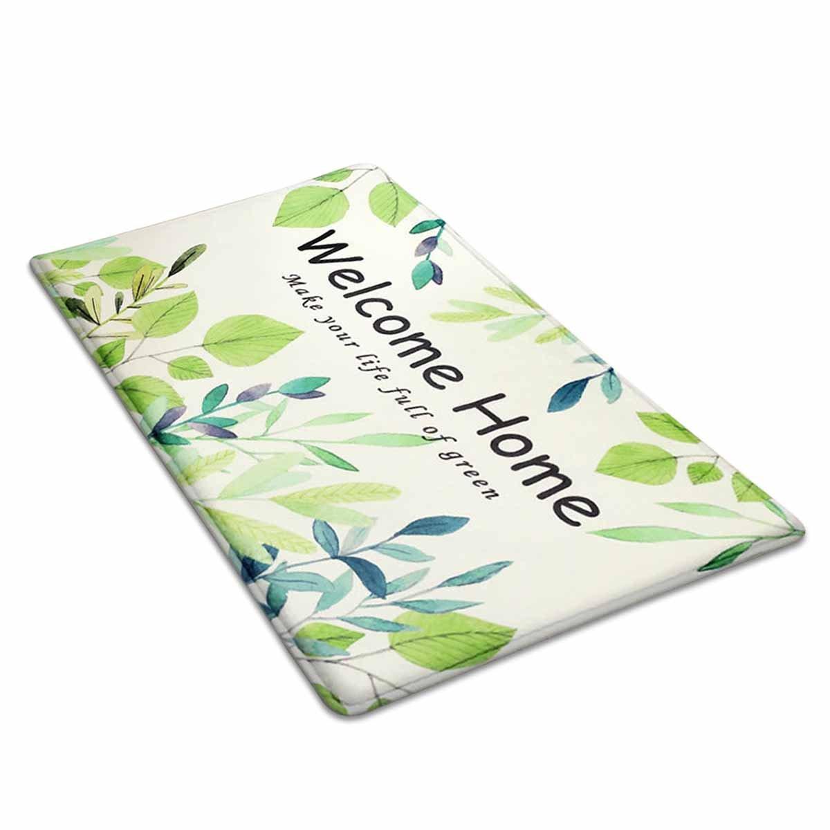 Fashion·LIFE Kitchen Comfort Mat Non-Slip Soft Kitchen Mat Bath Rug Doormat Kitchen Mat Anti-Fatigue Chef Mat