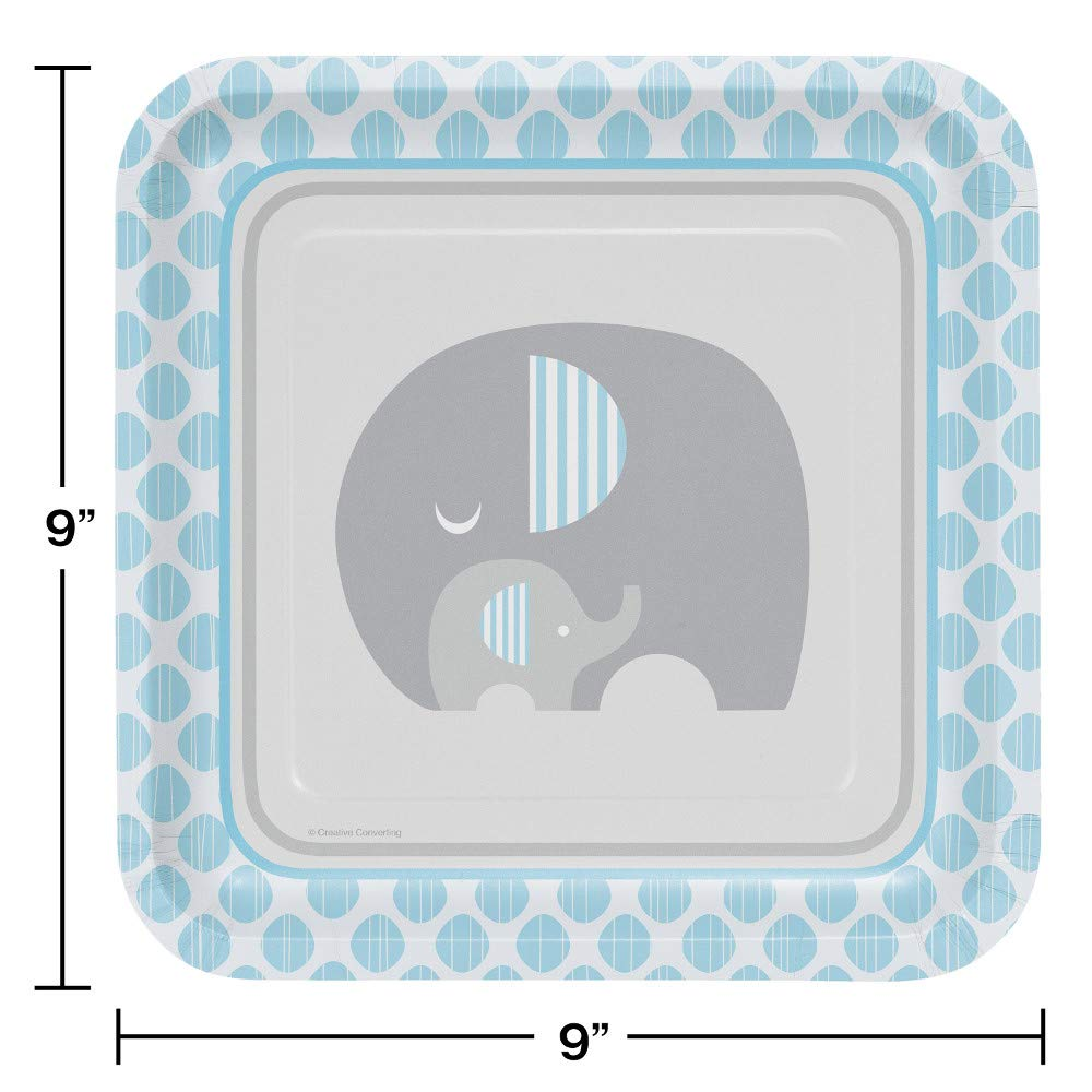 Creative Converting Little Peanut Boy Elephant Baby Shower Kit SG/_B077KGB3Z3/_US