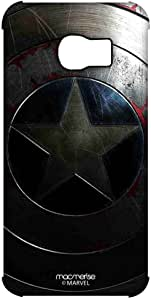 Macmerise Rusted Captains Shield Pro Case For Samsung S6 Edge