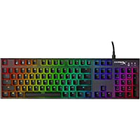 Deals on Alloy FPS RGB Mechanical Gaming Keyboard w/Gaming Kailh Speed