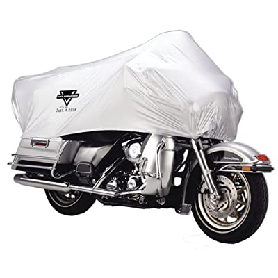 Nelson-Rigg UV-2000-04-XL Silver X-Large UV-2000 Motorcycle Half Cover: Automotive