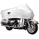Nelson-Rigg UV-2000 Motorcycle Half Cover, All-Weather, 100% Waterproof, Taped Seams, UV, Free Stuff Sack, X-Large Fits most Touring and Adventure motorcycles like Harley Davidson Ultra, Honda Goldwing and BMW R1200GS
