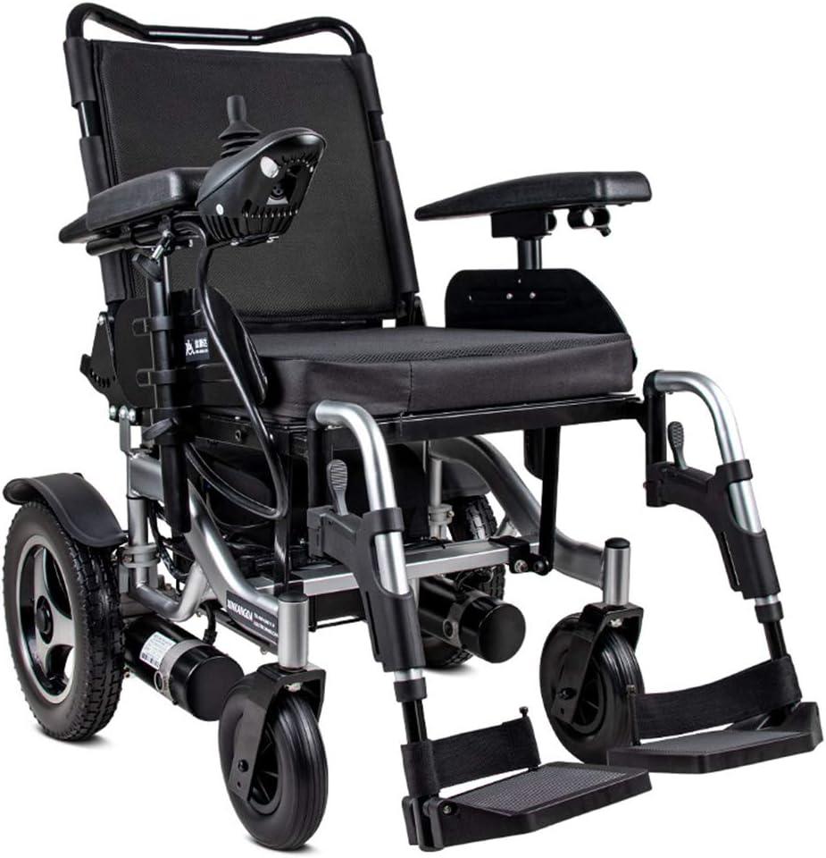Wheel-hy Silla DE Ruedas ELÉCTRICA Power Chair