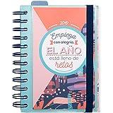 Grupo Erik Editores AGEDP1903 - Agenda anual 2019 con diseño Amelie, día pagina