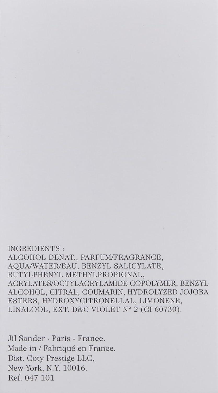 Jil Sander Style Eau de Parfum Spray for Women, 1.7 Ounce