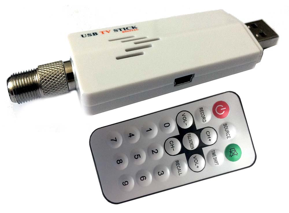 Universal Analog USB-Based TV Tuner Video Capture DVR For PC