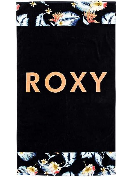 Roxy - Toalla de Playa - Mujer - ONE SIZE - Negro: Amazon.es: Ropa y accesorios