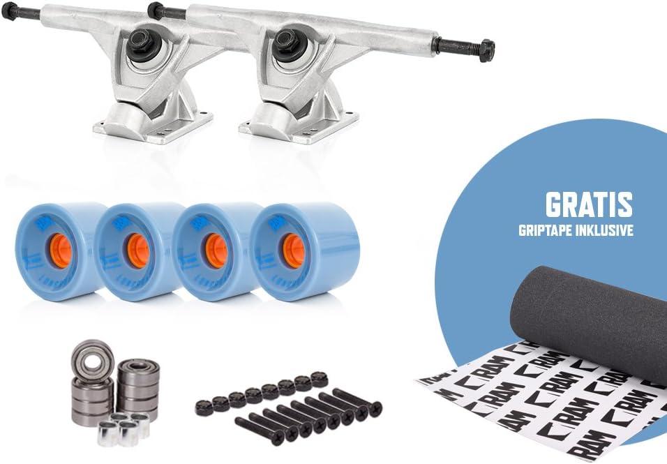 RAM UB-Truck 7/ 180/mm Longboard Assi Set Setup