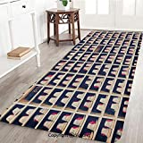 Bowling Party Decorations Rug Runner,Collection