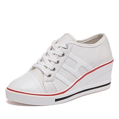 Chaussures Ligne Cher Toile Femme En Un Pas Meilleur Choisir De qRASPw
