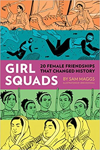 Girl Squads book cover image