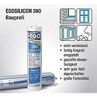 EGOSILICON 360 - Sellador de ventanas (310 ml)
