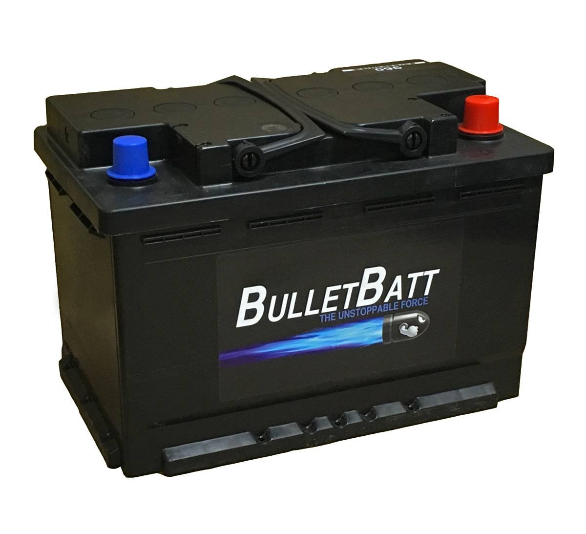 096 BulletBatt Batterie de Voiture 12V