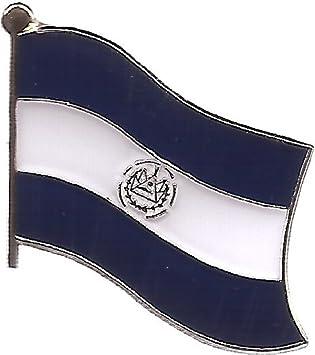 El Salvador Pin Badge