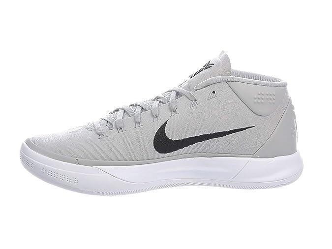 finest selection c4e7a 1d612 Amazon.com   Nike Men s Kobe A.D. Wolf Grey Black White Nylon Basketball  Shoes 11 D(M) US   Basketball
