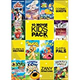 10-Movie Kids Pack V.4