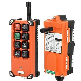 Amazon.com: Transmisor y receptor de control remoto ...
