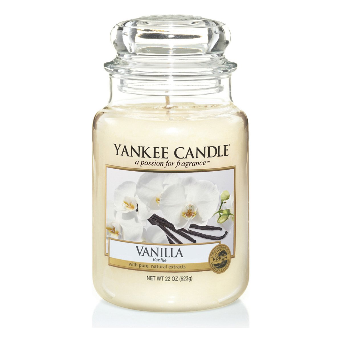 Image result for vanilla candle