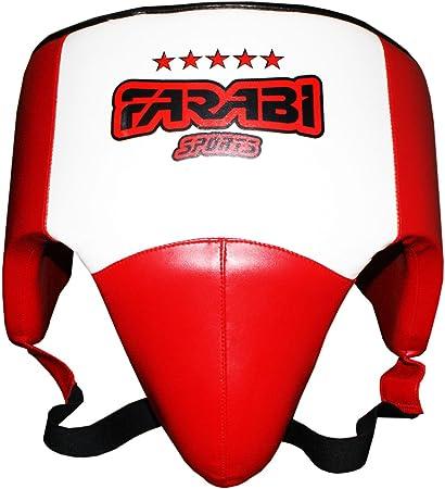 Female Abdominal Groin Guard Protector MMA Training Boxing Fitness Muay Thai