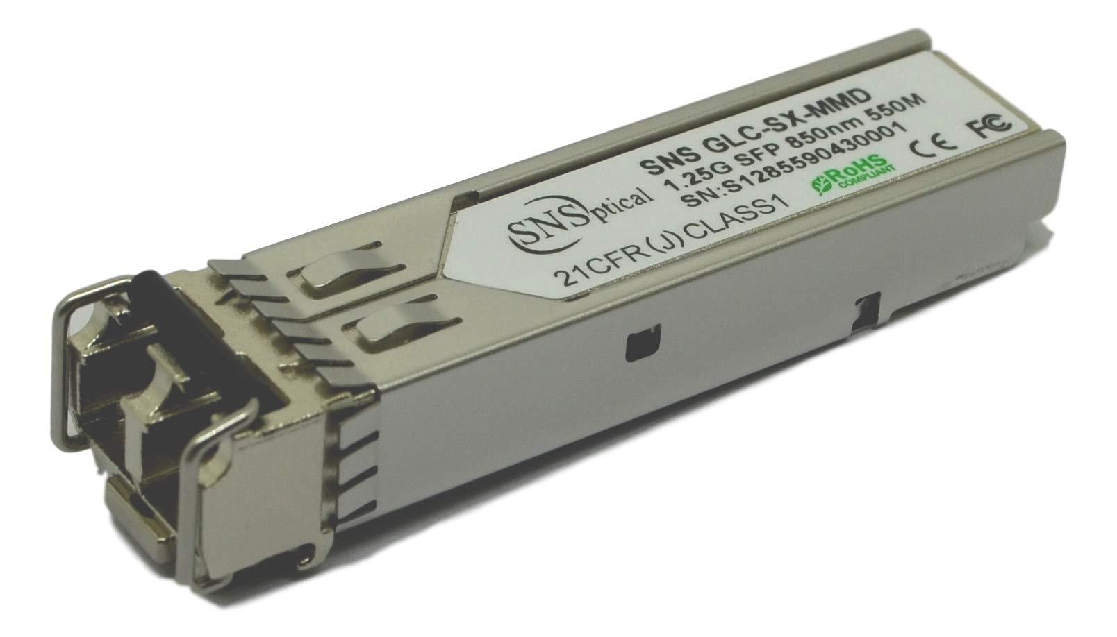 Optical SNS at-SPSX Allied Telesis at-SPSX Compatible 1000BASE-SX SFP Transceiver Module