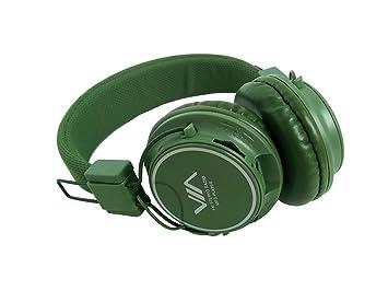 Yoear bandband estéreo Bluetooth Headset Auricular con cojín, ajustable – Auriculares de diadema inalámbrica de
