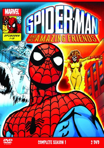 Spider-Man and His Amazing Friends - Complete Season 1 - 2-DVD Set ( Spider Man & His Amazing Friends - Complete Season One ) [ NON-USA FORMAT, PAL, Reg.2 Import - United Kingdom ]